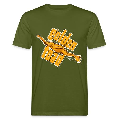 Volker Konrad Goldkröte Shirt - Männer Bio-T-Shirt