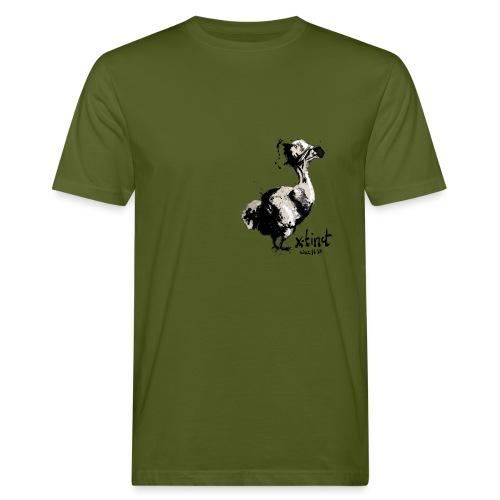 Timo Busse Dodo Earth Positive Shirt - Männer Bio-T-Shirt