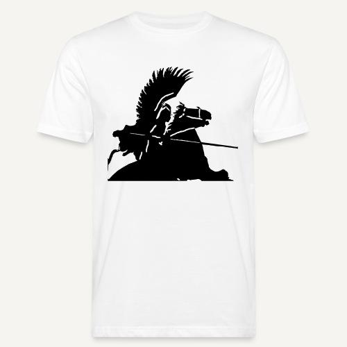 Husaria (wg. Bendy) - Ekologiczna koszulka męska