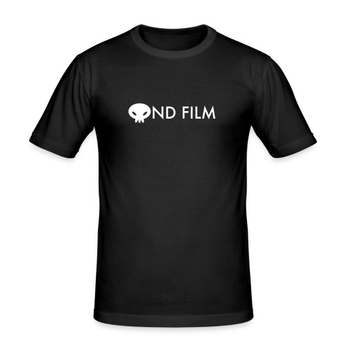Ond Film Man Black - Men's Slim Fit T-Shirt