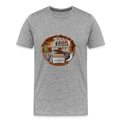 Women's T-shirt - Men's Premium T-Shirt