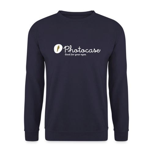 Männer Pullover - Die Möhre ist golden! Das Logo ist im Flexdruck aufgebracht.