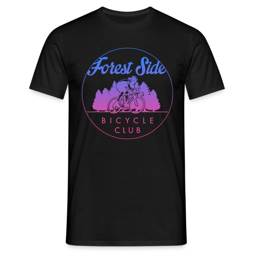 FSBC grad logo - Men's T-Shirt