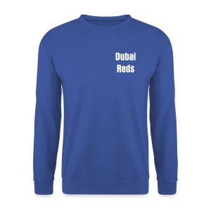 Men's Sweatshirt - ALL profits made from the sale of this product will go to the Hillsborough Campaign Fund, from the Dubai Reds