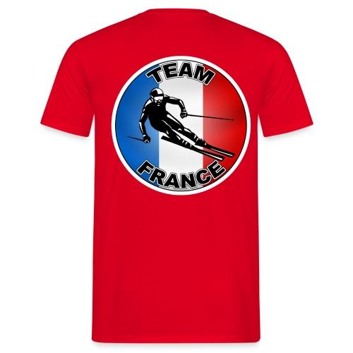 Logo Ski - T-shirt Homme
