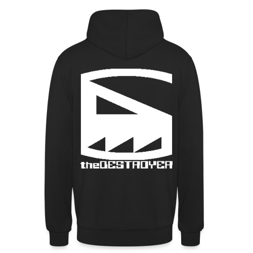 2018 - THE DESTROYER's hoodie - Unisex Hoodie