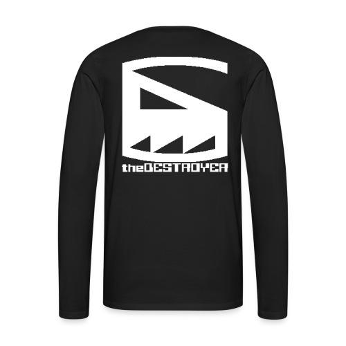2018 - THE DESTROYER long sleeve - Men's Premium Longsleeve Shirt