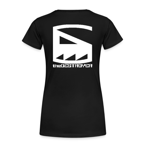 2018 - THE DESTROYER girl t-shirt - Women's Premium T-Shirt