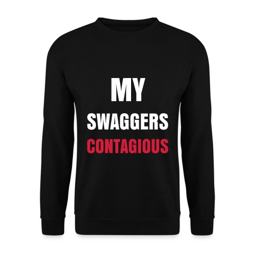 My Swaggers Contagious Sweater - Men's Sweatshirt