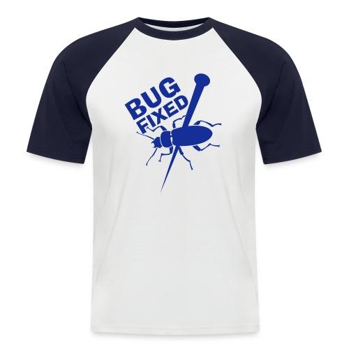 Bug fix - Männer Baseball-T-Shirt