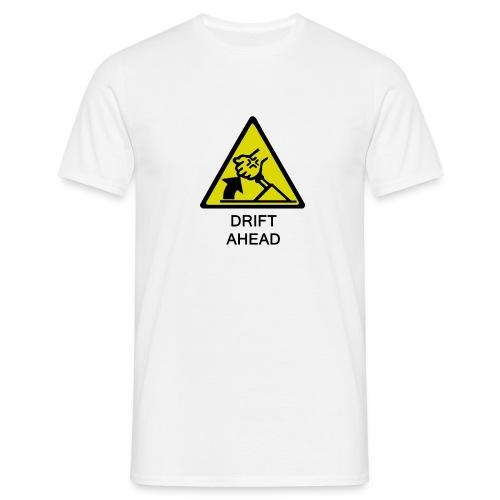 DriftAhead - T-skjorte for menn