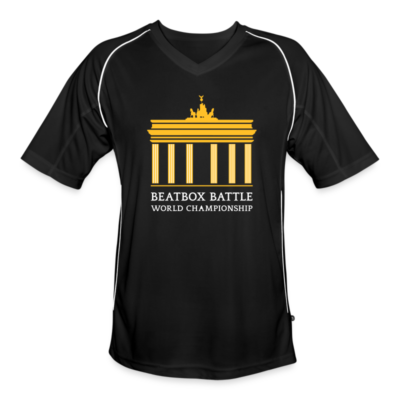 Beatbox Battle World Championship - Brandenburg Gate - Men's Football Jersey