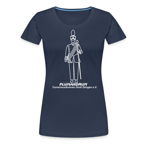 TMV-Shirt (W) - Frauen Premium T-Shirt