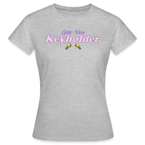Women's T-Shirt - Wear it and just wait for your friends to ask!