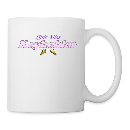 Mug - You know you're in charge; let everyone else know as well!