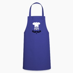 Royal blue Meisterkoch / chef cook (2c)  Aprons