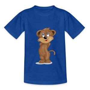 Tee shirt Enfant Ourson mignon - T-shirt Enfant