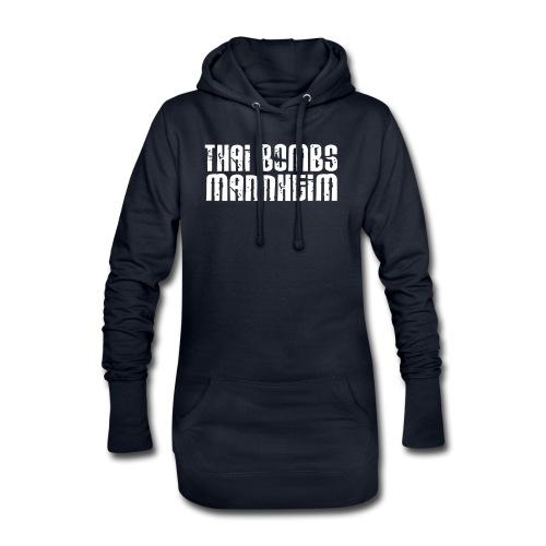 Thai-Bombs Hoodie für Damen - Hoodie-Kleid