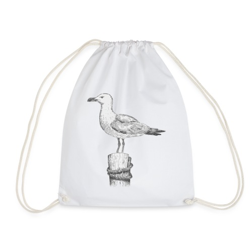 Möwe - Sport Bag - Turnbeutel