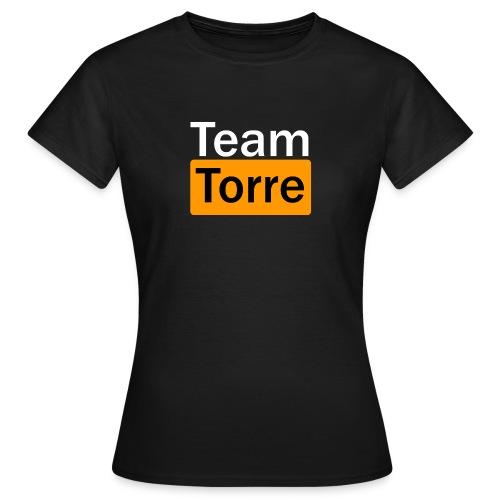 Tshirt TeamTorre pour vous les femmes - T-shirt Femme
