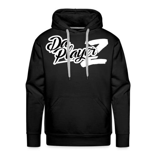 Pull à Capuche Noir (Homme) - Sweat-shirt à capuche Premium pour hommes