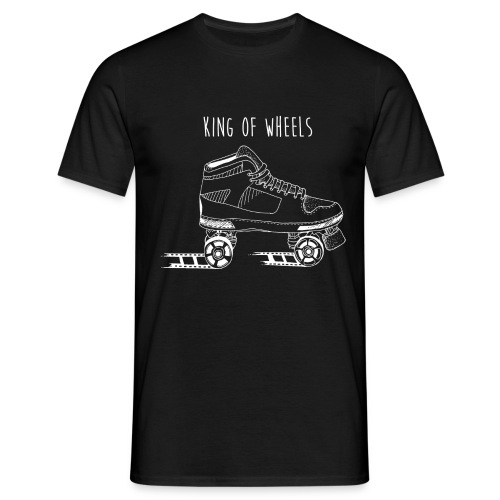 King of Wheels - T-shirt Homme