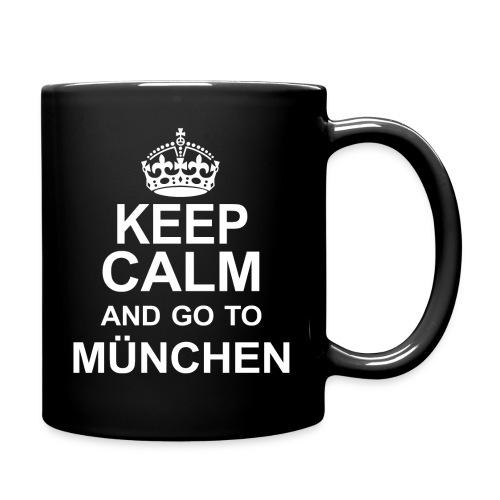 Keep calm mug - Full Colour Mug