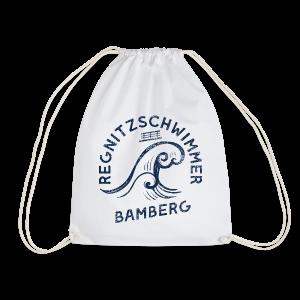 Regnitzschwimmer - Turnbeutel -100%Baumwolle - #BMBRG  - Turnbeutel