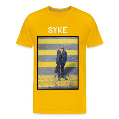 Very Yellow T-Shirt - Men's Premium T-Shirt