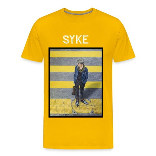Very Yellow T-Shirt - Men's Premium T-Shirt