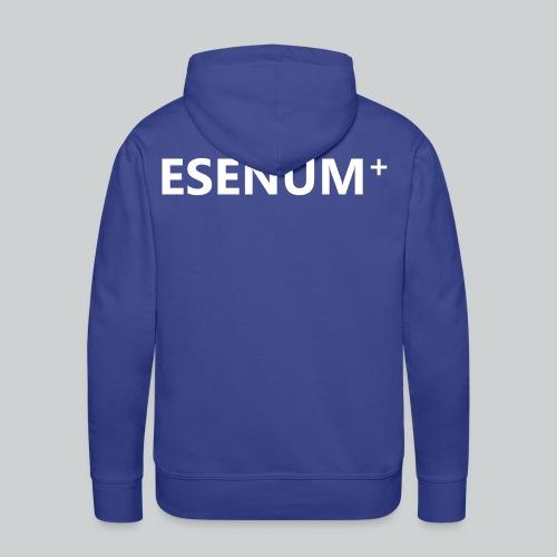 Hoodie ESENUM+ - Männer Premium Hoodie