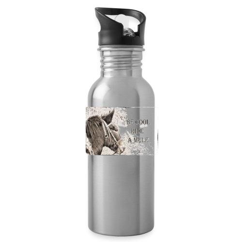 Trinkflasche Maultierreiten - Trinkflasche