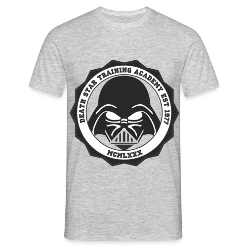 Death Star Training Academy - Men's T-Shirt