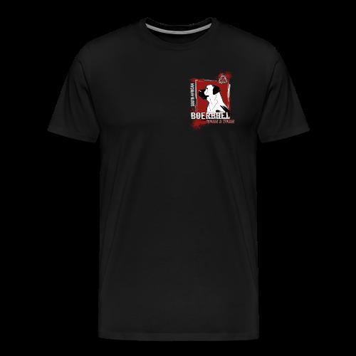 Rough & Tough Boerboel MännerShirt - Männer Premium T-Shirt