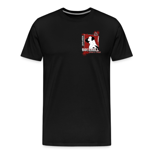 Rough & Tough Boerboel MännerShirt - Männer Premium T-Shirt