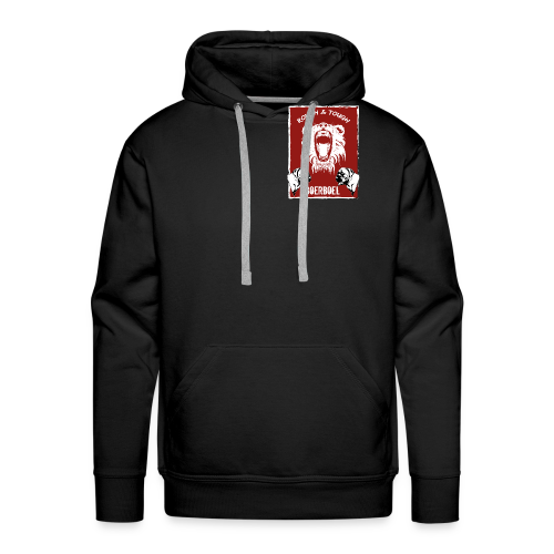 Rough & Tough Lion Sweater - Männer Premium Hoodie