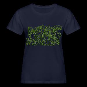 Pergamonaltar Berlin - Frauen Bio-T-Shirt