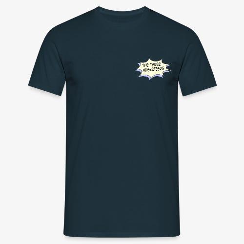 Three Musketeers T-Shirt - Men's T-Shirt