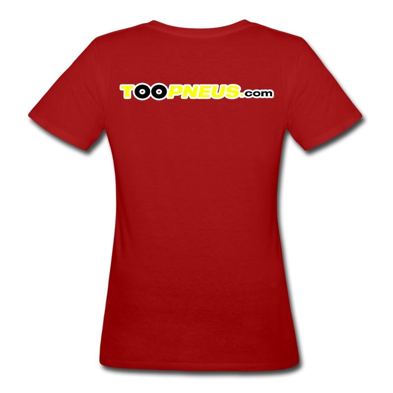 Tee-shirt Bio femme Toopneus - T-shirt bio Femme