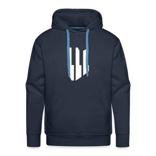 Pulli mit OM Logo - Männer Premium Hoodie