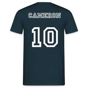 Cameron 10 - Men's T-Shirt