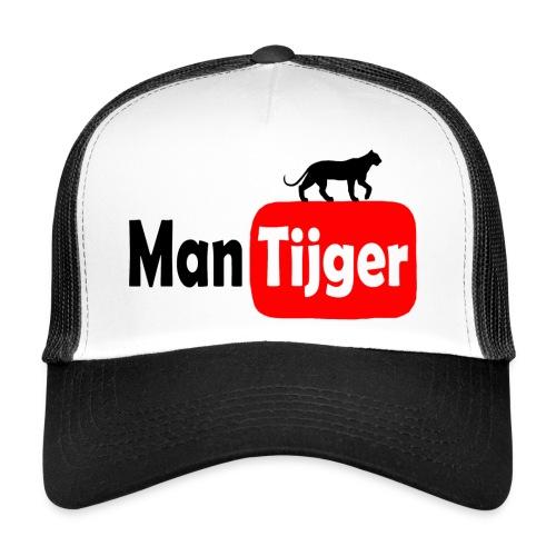 Mantijger - pet - Trucker Cap
