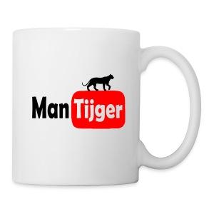 Mantijger - mok - Mok