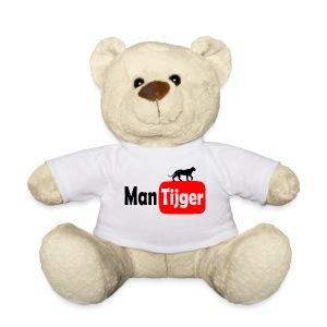 Mantijger - knuffelbeer - Teddy