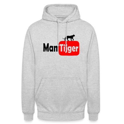 Mantijger - sweater - Hoodie unisex