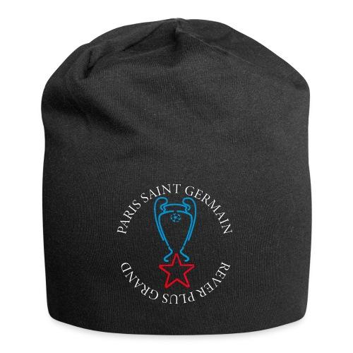 Bonnet Noir  Champion's League - Bonnet en jersey