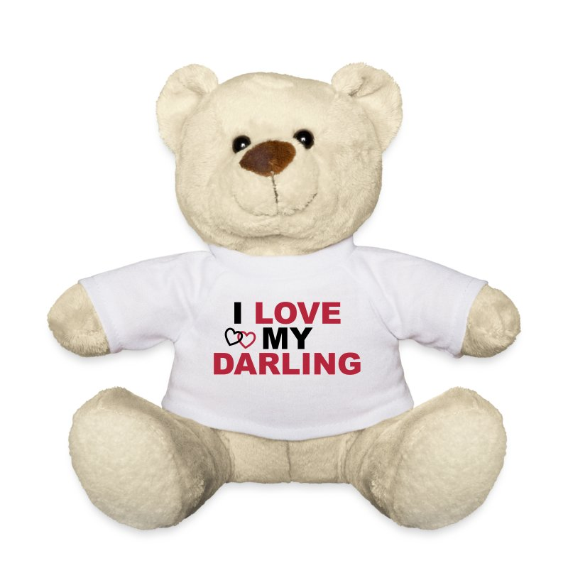 I LOVE MY DARLING - Teddy