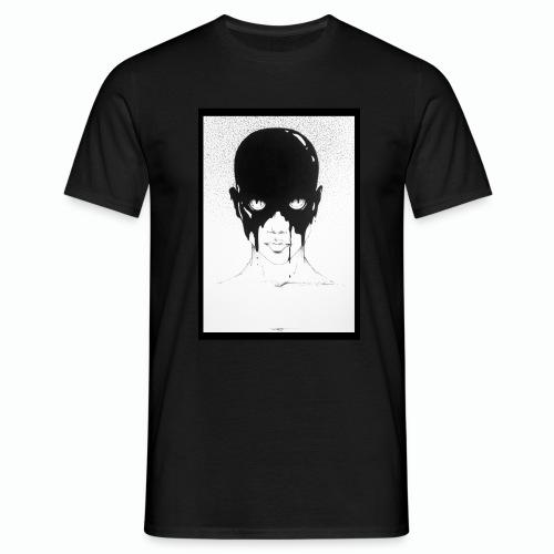 Black Paint - Männer T-Shirt
