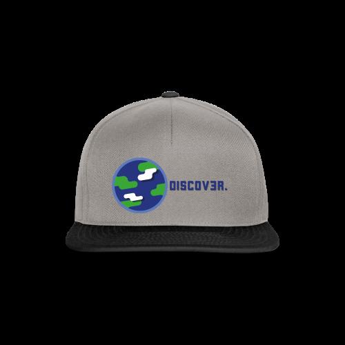discover. - Snapback - Snapback Cap