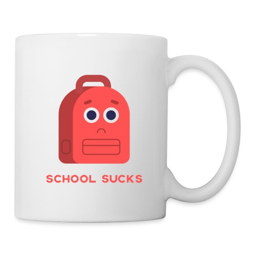 School Sucks Mug - Mok